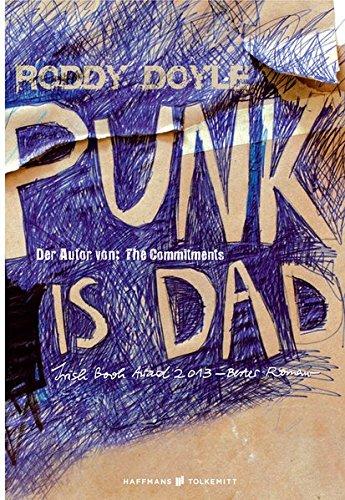 Buchseite und Rezensionen zu 'Punk is Dad' von Roddy Doyle