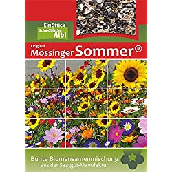 Blumenmischung Original Mössinger Sommer 500 g von Saatgut-Manufaktur