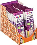 Hipp Barrette Viva la Frutta Banana, lamponi e cereali - 22 barrette da 23 g