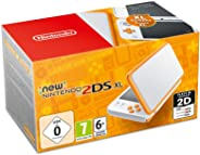 Nintendo 2Ds Xl Console Pokeball Edition, Wit/Orange (Nintendo Ds)