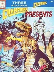 Champions Presents #1 [Taschenbuch] by Scott Sigler