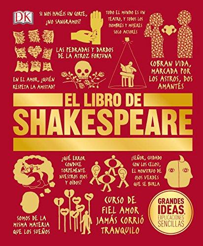 El Libro de Shakespeare (Big Ideas Simply Explained) por DK