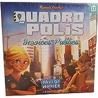 Quadropolis - Services publics