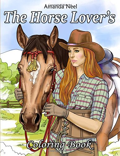The Horse Lover's Coloring Book