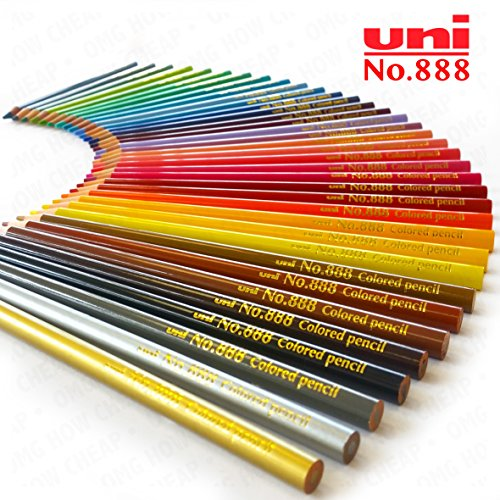 uni-mitsubishi-qualita-premium-matite-colorate-888-latta-di-36-colori-assortiti