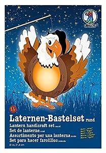 Ursus 18700011 - linternas Bastelset águila, Alrededor de 21.8 x 31 x 10.3 cm