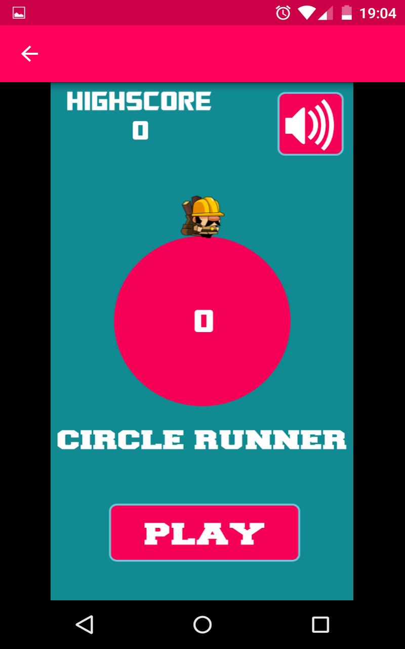 Zoom IMG-2 circle runner ne dix