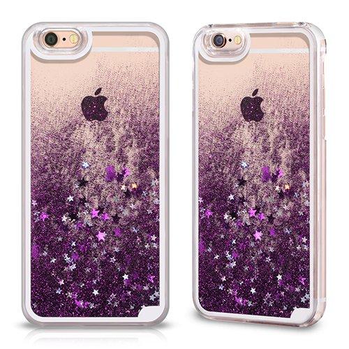 etui-coque-pourpre-transparent-et-liquide-pour-apple-iphone-6