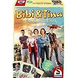 Schmidt Spiele 40582 Jeu de Cartes Bibi & Tina - Tohuwabohu Total