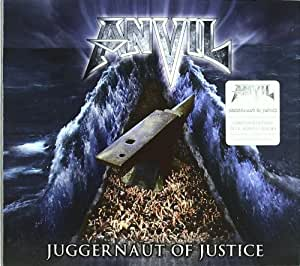 Juggernaut of Justice Limited Edition DigiPak (+2 Bonus Tracks)