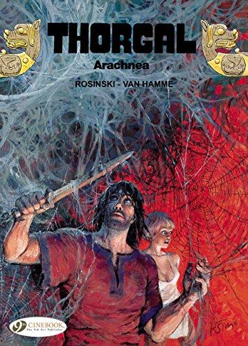 Thorgal - tome 16 Arachnea (16)