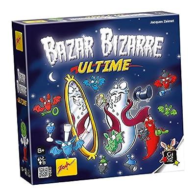 Gigamic - ZOBBU - Jeu d'ambiance - Bazar Bizarre Ultime