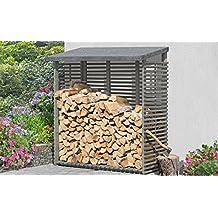 Holzaufbewahrung Außen suchergebnis auf amazon de für kaminholzregal außen