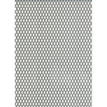 GAH-Alberts 467357 Streckmetallblech - Stahl, 120 x 1000 x 2,2 mm