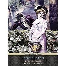 Persuasion (Tantor Unabridged Classics) by Jane Austen (2008-06-30)