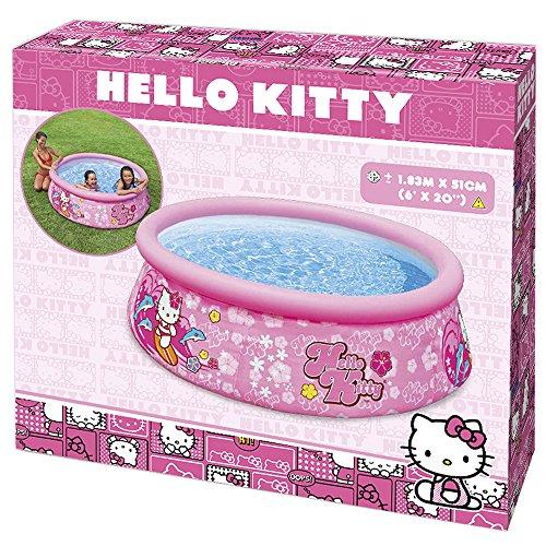 Intex Hello Kitty Easy Set Pool, 183 x 51 cm