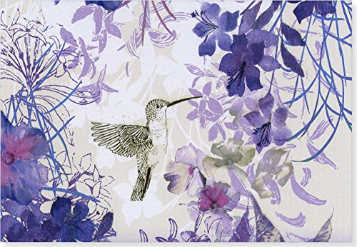 Note Card Hummingbird (Note Cards)