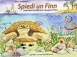 Spiedi un Finn: Twee Meerschildkröten op grote Fohrt. Op Platt- un op Hochdüütsch