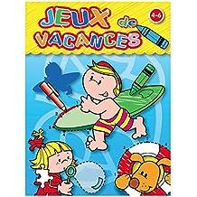 JEUX DE VACANCES : BLEU PLANCHE DE SURF