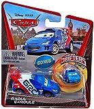 Disney / Pixar CARS Movie Micro Drifters & 1:55 Die Cast Car Raoul Caroule