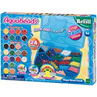 Aquabeads-79638 Mega Bead Pack, (Epoch 79638)