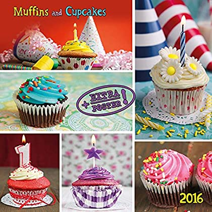 Muffins and Cupcakes 2020: Kalender 2020 (Artwork Edition)