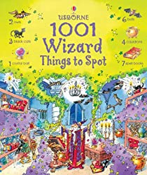 1001 Wizard Things to Spot (Usborne 1001 Things to Spot)