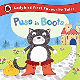 Puss in Boots: Ladybird First Favourite Tales