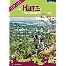 Der Harz für Mountainbiker: Offizieller Mountainbikeführer derVolksbank-Arena-Harz