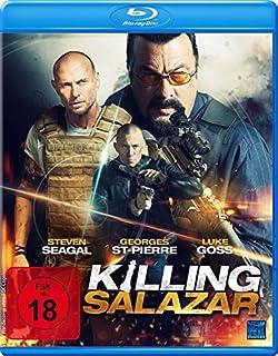 Killing Salazar [Blu-ray]