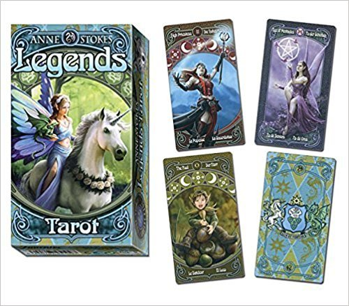 Tarot Anne Stokes Legends - DIVINATION