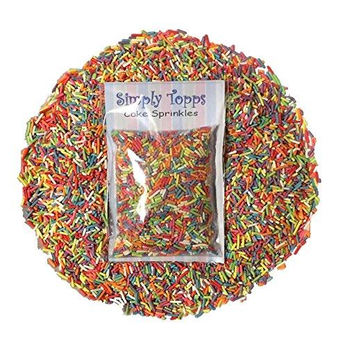 Mini Billes De Sucre Multicolores 30g Décorations Pour Gâteau Ou Cupcake (Diamètre Environ 1mm)