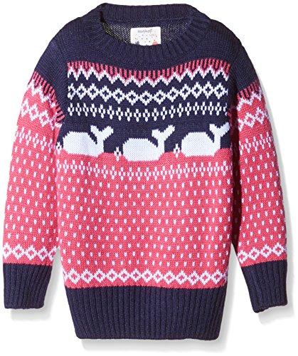 Nauti Nati Baby Boys' Sweater (NAW15-221_Blue_18-24 months)