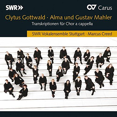 Gottwald : Transcriptions pour chur d'uvres de Gustav et Alma Mahler. Creed.