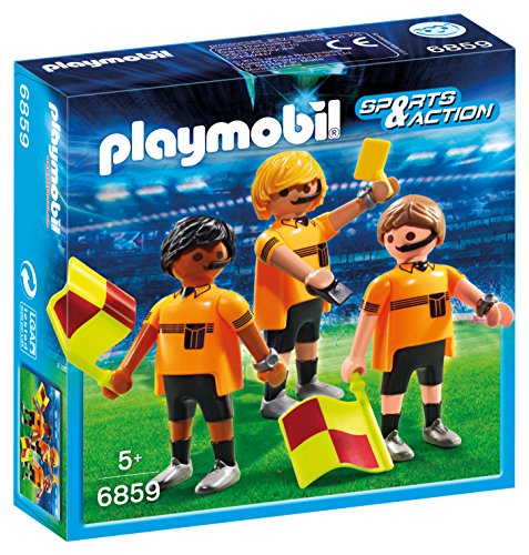 Playmobil 6859 – Trio arbitral