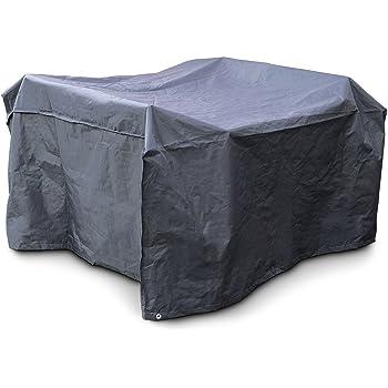 tcm tchibo gartenm bel abdeckhaube haube schutzh lle f r tisch st hle 230 x 80 x 160 cm. Black Bedroom Furniture Sets. Home Design Ideas