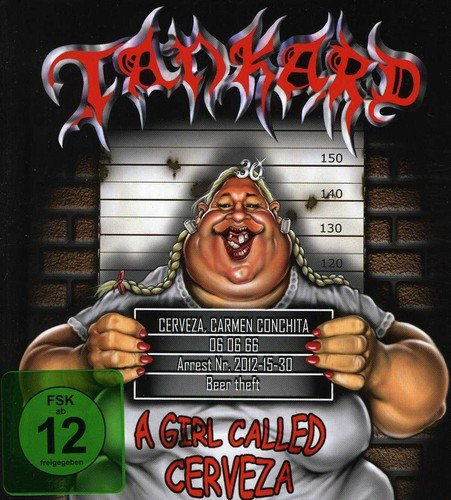 Tankard: A Girl Called Cerveza (Ltd. Digibook) (Audio CD)