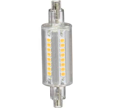 BEGHELLI LAMPADA 1000lm LED R7S 10W LUCE CALDA 2700K 117mm SOSTITUISCE LINEARE!