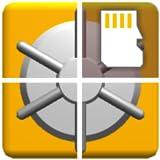 Daten-Safe SD-Karten-Plug-in