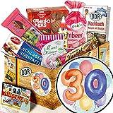 30. Geburtstag | 30. Geburtstag Geschenke | DDR Set Süßigkeiten