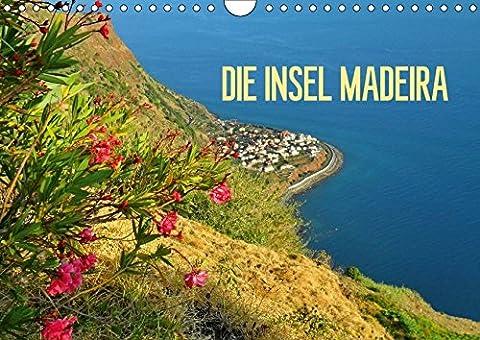 Die Insel Madeira (Wandkalender 2018 DIN A4 quer): Madeira hat