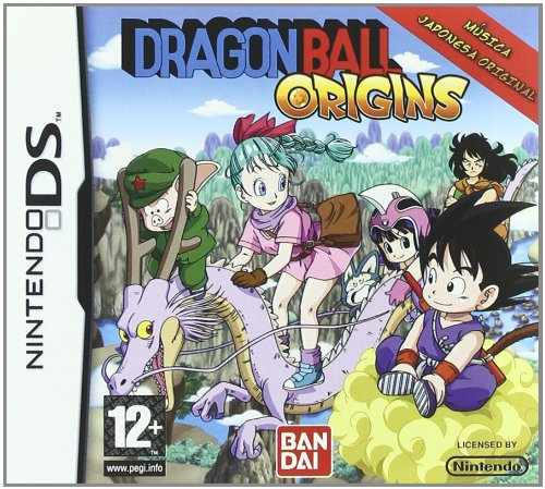 Dragon Ball Origins Nintendo DS