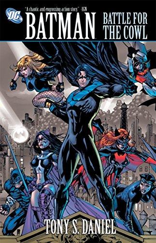 Batman Battle For The Cowl TP