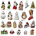 Inge-Glas Christbaumschmuck Weihnachtskugeln Figuren