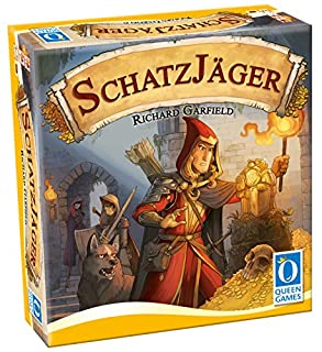 Queen Games 10170 - Schatzjäger (B016KG9L84) | Amazon Products