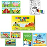 Einstein Box For 2 Year Old Boys & Girls, Learning & Educational Gift Pack Of Toys & Books