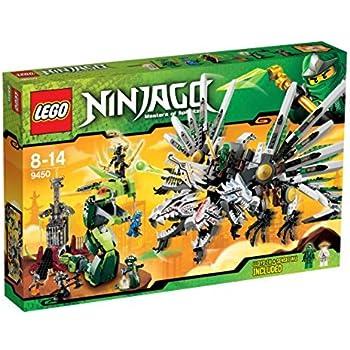 Grosses Jeu De Ninjago Playthème Soldes 9444 Construction Lego Y6gfyvb7