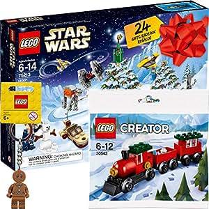 LEGO Star Wars Adventskalender 2018 Bonus Pack (mit 75213, 30543 und 851394)