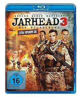 Jarhead 3 - Die Belagerung - Extra Explosive Cut [Blu-ray]