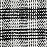 Fabulous Fabrics Mantelstoff Karo, Gemustert –